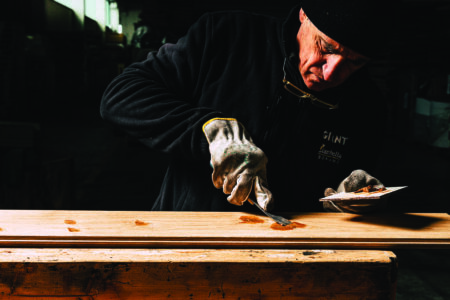 Wood flooring GIʎNT®